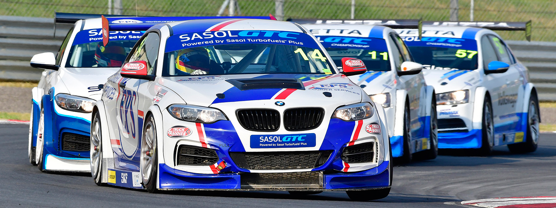 Two-Day Motorsport Feast at Zwartkops Raceway - 16 & 17 June 2017