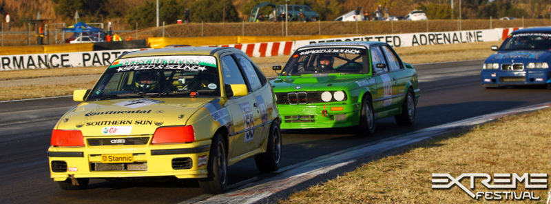 Varied pleasures await at Zwartkops Raceway - Extreme Festival - 24 September 2015