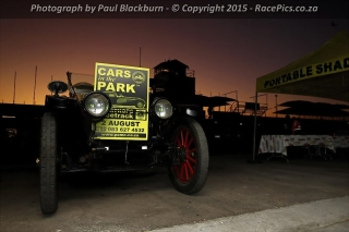 Cars in the Park - 2015