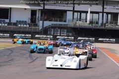 National Sports Car Challenge & Midvaal Historics - 2020-09-12
