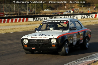 Marlboro Crane Hire Historic Saloon Cars ABCDE - 2014-06-07