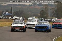 Marlboro Crane Hire Pre-77 Historic Saloon Cars FGH - 2014-10-11