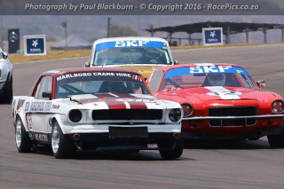 SKF Pre-1966 Legends of the 9 Hour Production Cars and Champion of Champions - 2016-10-08