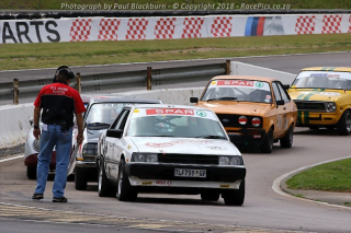 Charlies SuperSpar Historic Pursuit Racing - 2018-11-03
