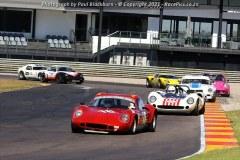 Marlboro Crane Hire Pre-1966/68 Le Mans Sports & GT - 2021-05-22