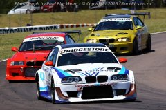Bridgestone BMW Club Racing Series - 2016-03-05