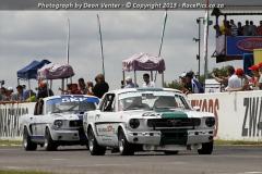 50 Years of Mustang 100 Years of Norton - 2014-02-01