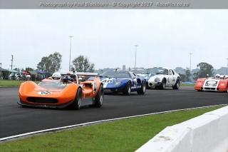 Castrol Pre-1966/68 SA TT Le Mans Sebring Sports & GT - 2017-01-28