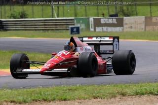 F1, F5000, Formula Atlantic and Driver Parades - 2017-01-28