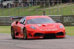 Liqui Moly GT Ferrari Challenge - 2018-01-27