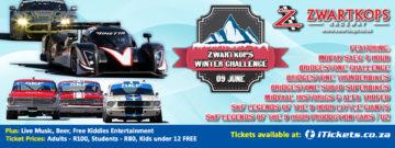 Entries now open for Zwartkops Winter Challenge race on 09 June 2018