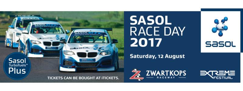 12 Aug 2017 - Sasol Race Day - Zwartkops Raceway