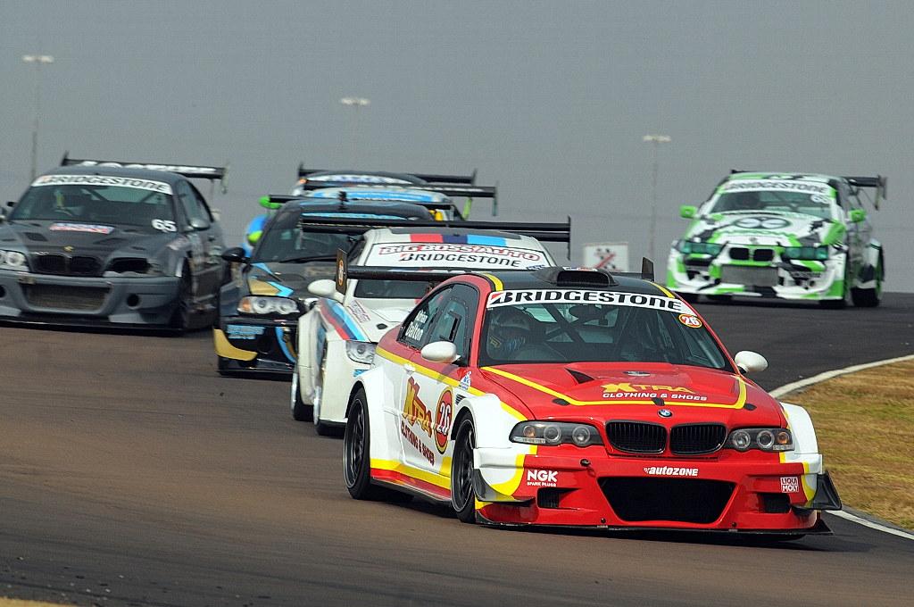 Adrian Dalton (Xtra Clothing BMW M3)