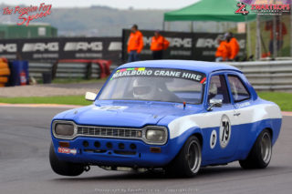 Alan Green (Ford Escort)