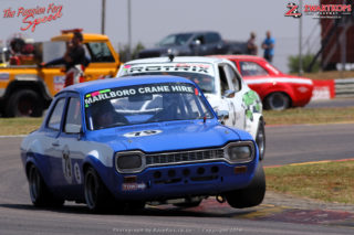 Allan Green - 1972 Ford Escort