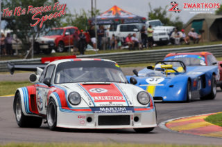 Andre' Bezuidenhout (Porsche RSR Turbo)