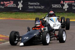 Blane De Meillon - S&J Mk8 Formula Ford