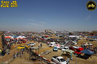 For this year's event close to 10 000 spectators are expected and 2 500 classics parked around the race track