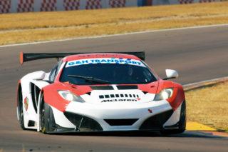 Charl Arangies (Pagin McLaren MP4) - G&H Transport Extreme Supercars