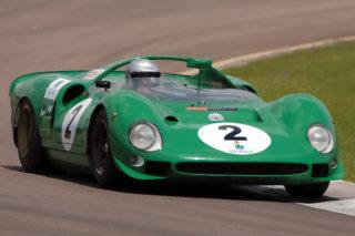 David Piper - Ferrari 250 LM
