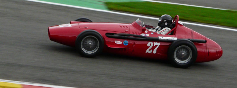 Historic Grand Prix Association