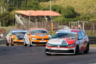 Falken Polo Cup led by Jeffrey Kruger. Photo by RacePics.co.za