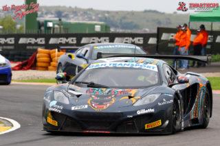 Gavin Cronje (McLaren 673)