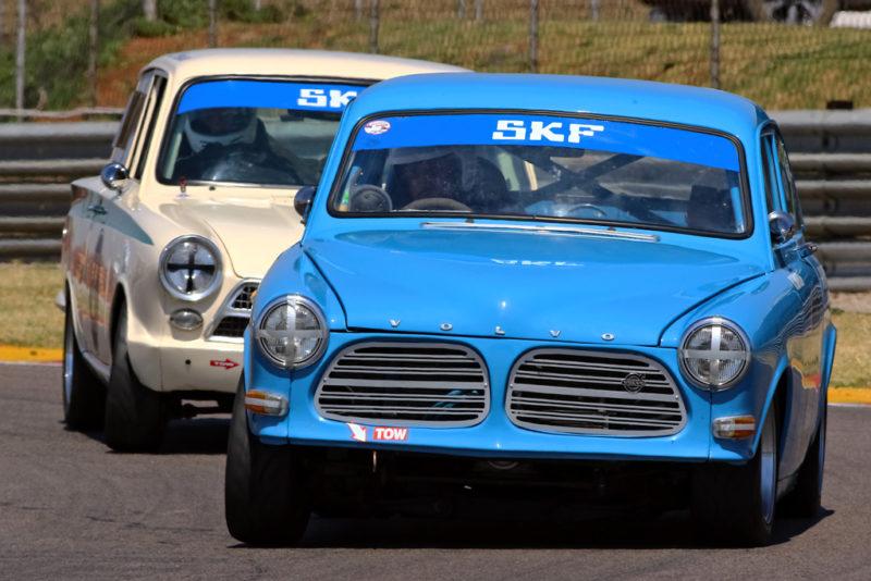 SKF Pre-1966 Two-litre class