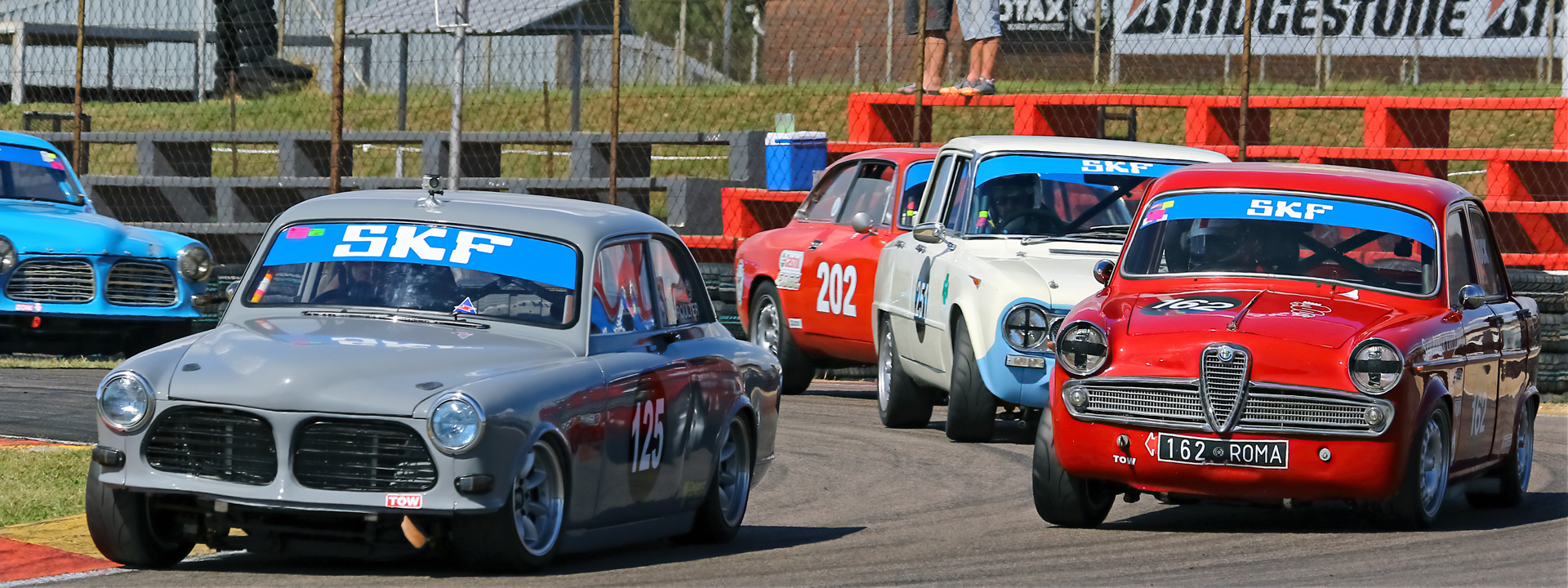 Hot racing at Zwartkops Winter Challenge - 9 June 2018