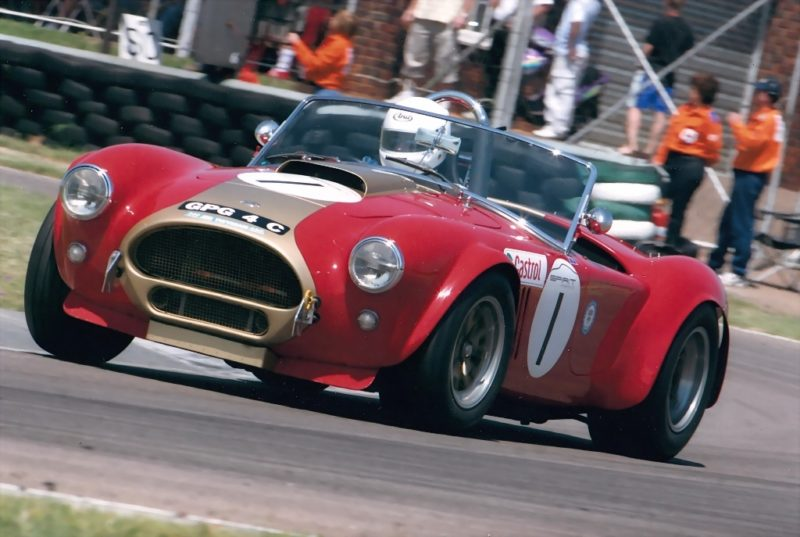 Bryant Cobra 2006 Zwartkops, 2005 Goodwood, 2017 Goodwood
