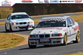 Jan Eversteyn - Bridgestone BMW Club Racing Series