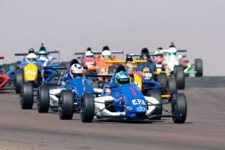 Julian van der Watt - Investchem Formula 1600