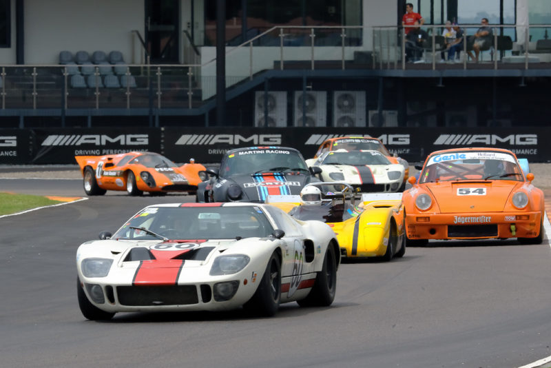 The Le Mans/ Sebring Sports & GT cars of the sixties
