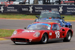 Michael Stephen & Jeffrey Kruger - 1969 Chevron B8