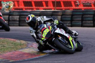 Nicholas Grobler - Golden Mile Yamaha R1