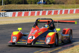 Nick Adcock and Michael Jensen (AidCall247 Ligier Honda) should be the team to beat in Saturday's Mopar four-hour Endurance race at Zwartkops. Picture: RacePics.co.za