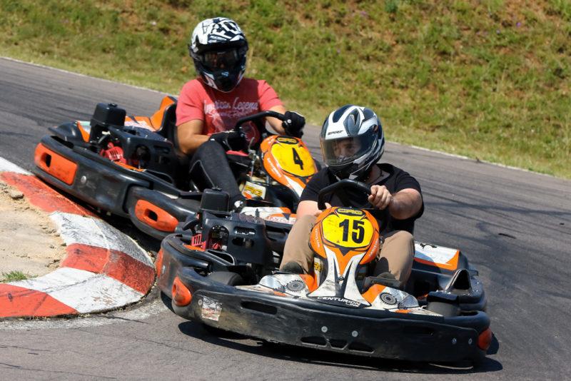 On the Kart Circuit