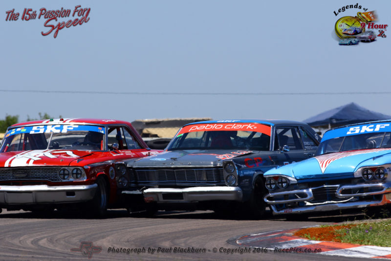 Passion for Speed Historic Festival opens season racing season on high note