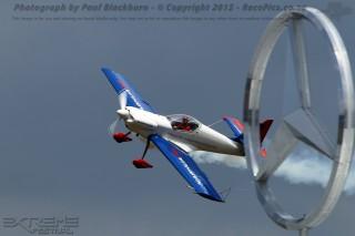 Aerobatic Display by Andrew Blackwood-Murray