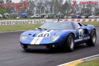 Peter Bailey (Ford GT40)