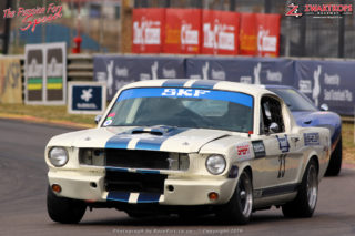 Peter Lindenberg - 1965 Shelby Mustang