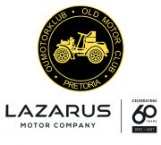 Pretoria Old Motor Club & Lazarus Motor Company