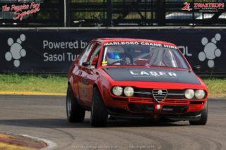 Regard van Zyl - 1976 Alfa Romeo Alfette