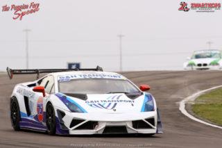 Ricky Giannoccaro - Lamborghini Gallardo