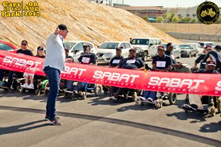 The SABAT Power Wheelchair Race is scheduled to start at 2 pm