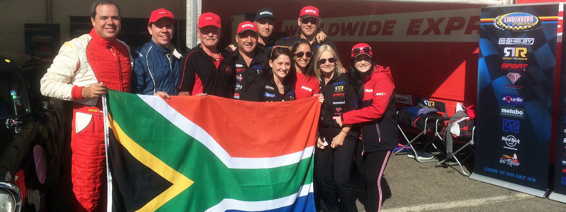South Africans impress at Brands Hatch historic international