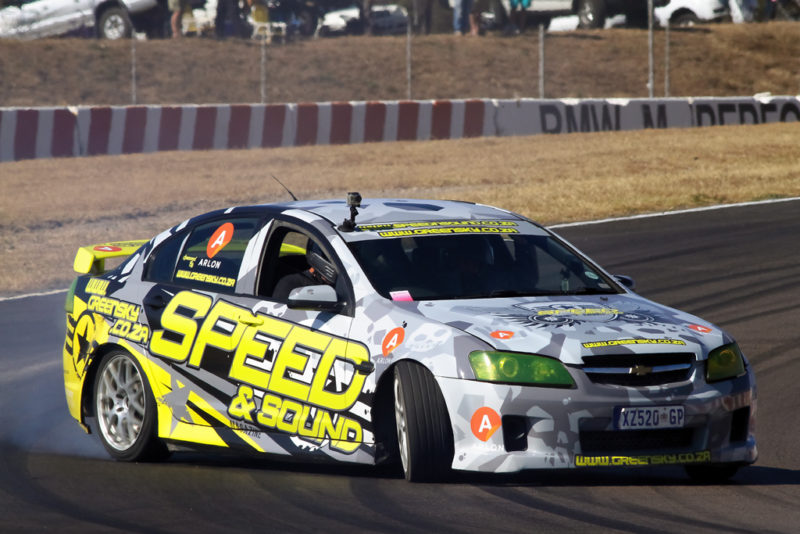 South Africa's drifters