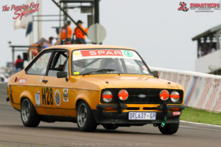 Tegan Leyshon (Ford Escort)