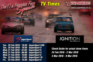 The 17th Passion for Speed - TV Times