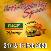 The 19th Passion for Speed